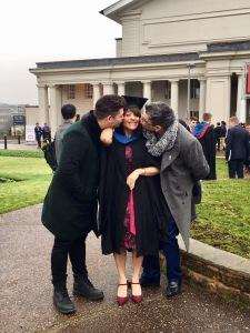 Neena Graduation